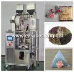 China multi-function small tea bag packing machine pyramid tea bag packing machine wholesale