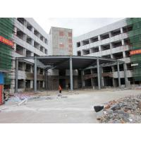 China 5 Floors Steel Frame Office Building Structure / Residential House on sale