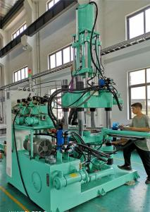 China 200 Ton Vertical FPM Products Injection Machine With Proportional Control System on sale