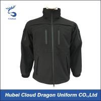 new waterproof Black Security Guard Jackets of men