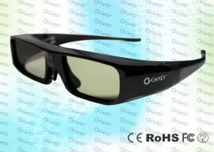 China OEM 3D Digital Cinema IR Shutter Glasses, cinema use, encrypted and non-encrypted models on sale