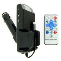 FM Transmitter + Car Charger + Remote for iPhone 4S 4 4G 3GS 3G 2G iPod Touch