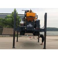 China 350 Deep DTH Borehole Water Well Drill Rig Deep Hole Drilling Machine on sale