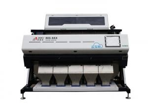 China AMD 1.3 - 2.2 KW Rice CCD Camera Sorter RC5 High Capacity High Accuracy on sale