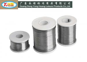 China Yong huang Pure lead wire weight with 1KG solid 1MM diameter on sale