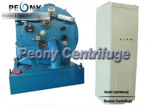 Quality Vertical Scraper Discharge PPC / PPCS Pharmaceutical Centrifuge / Filter Equipment Used In Cassava Field for sale