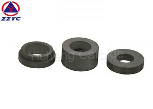 China Bearing Sleeve Valve Tungsten Carbide Bushing For Machinery High Pressure Resistance on sale