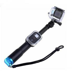 China Gopro Accessories Aluminum Extendable Pole Telescoping Handheld Monopod For Outdoor Sports on sale