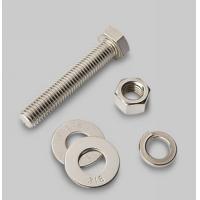 Duplex stainless 1.4462 hex bolt nut fasteners