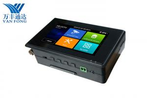 China 4 Inch Touch Screen CCTV Camera Tester IPC - 1800ADH Plus With Built In WiFi on sale