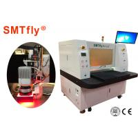 China 20μM CNC PCB UV Laser Cutting Machine SMTfly-LJ330 With 10W UV-PCB Separator on sale