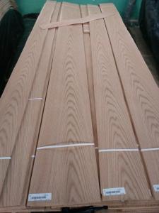 China Red Oak Wood Veneer on sale