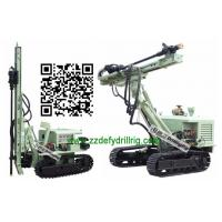 30M Rock Blasting Drilling Rig, DFD-120Z DTH Drilling Machine for Sale