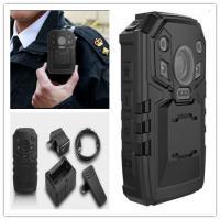 China Câmeras vestidas corpo do CCTV da polícia de Ambarella 5MP CMOS com definição múltipla da gravação H.264 on sale