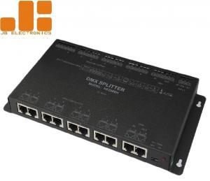 China AC90-250V Led Driver Dimmer Switch Screwless Terminal With 8 Channels Output on sale