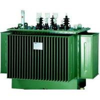 China S11 Type 10 KV Oil Immersed Power Transformer High Mechanical Strength Low Noise on sale