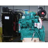 Durable 1500RPM Genset Cummins G Drive Engines , Turbo Diesel Motor 4BT3.9-G2