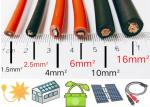 High quality TUV single core 4mm solar PV wire cable DC solar cable for pv panel
