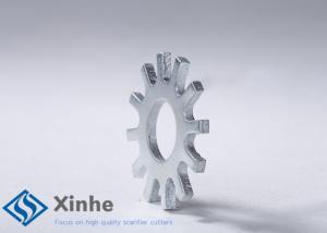 China Concrete Scarifier Accessories Steel Beam Cutter?Startup Pack 12 Flat Points CS UNITEC TFP200 Drum Assemblies on sale