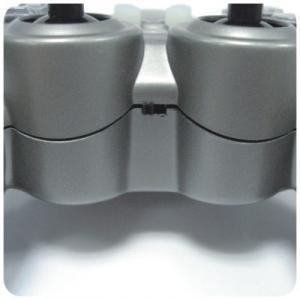 Small Wireless PC Joystick Controller , 12 Button 4 Axis Double