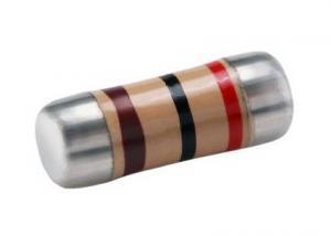 China Anti-Surge Leadless 0204 0207 0309 SMD Fusible Wire Wound MELF Carbon Metal Film Resistors 0.125W 0.25W 0.5W 1W 2W on sale