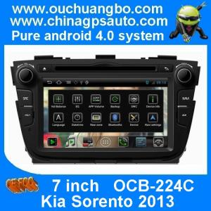 China Ouchuangbo Car GPS Radio Player for Kia Sorento 2013 S150 Andriod 4.0 DVD /VCD /CD /MP3 /MPEG4 OCB-224C on sale