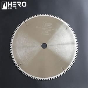 China Noferrous metal Cutting Saw Blade , Chop Saw Blade For Cutting Aluminum on sale