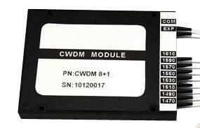 China Coarse Wavelength Division Multiplexer (CWDM Mux/Demux) Module,4ch,8ch,16ch on sale