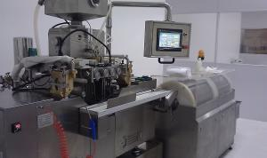 China 380V / 240V Paintball Manufacturing Machine With Small Load Difference / 304 SUS on sale