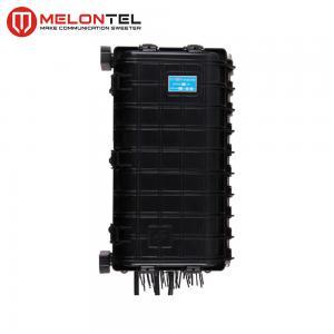 China 8 Port  Fiber Optic Closure 24 Core MT 1519, SC Adaptor Panel Fiber Optic Joint Enclosure on sale