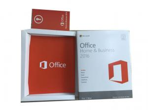 China Microsoft Office Home And Business Multiple License 2016 For Mac Download on sale