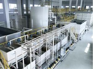 China Landfill Leachate Wastewater Management System , Wastewater Treatment Unit PH Adjustment on sale