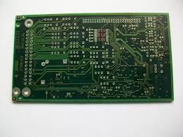 China Double-sided PCB with 2 Layers and Lead-free HAL Surface Treatment FR-4 arcade game pcb on sale