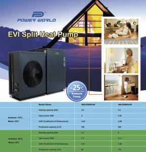 China Household Heat Pump / Energy SavingHeat Pump With CE Approved on sale