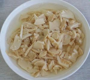 China Factory Price Premium NEW SEASON Canned King Oyster Mushroom Slice/;Whole in Brine on sale