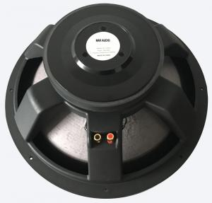 China 18 High SPL Pro Audio Powerful Speakers , Pro Speakers For Car,Big power subwoofer on sale