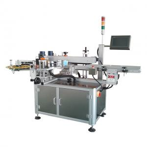 China MT -200 Self Adhesive Sticker Labelling Machine For Round Bottle , High Speed on sale