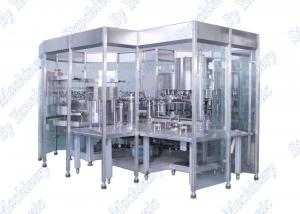 China Durable Automatic PET Bottle Filling Machine / Bottled Water Production Line on sale