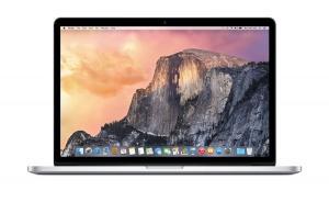 China Apple 15 Inch MacBook Pro Laptop (Retina Display, 2.2GHz Intel Core i7, 16GB RAM, 256GB Hard Drive, Intel Iris Pro on sale