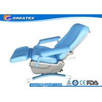 Multifunction Adjustable Automatic Hemodialysis / Transfusion / Dialysis Chair Equipment
