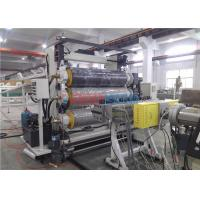 3.5mm Thickness PVC Artificial Marble Machine / Faux Marble Making Machine