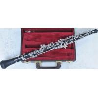 Woodwind Musical Instruments , C Key Compound Wood Oboe Series / Matt Finish