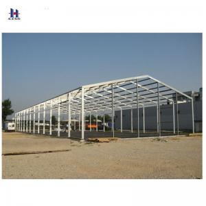 China prefab steel structures Tension Fabric Structures provide Hangar Solution on sale