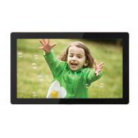 High Brightness 32 inch Projective Capacitive Multi Touch Monitor   Vesa Mount