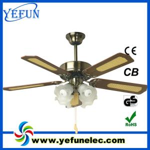 China Decorative Ceiling Fan YF42-5C4L on sale