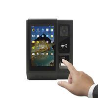 China Biometric Fingerprint Time Attendance System With TCP/IP Communication  Wifi Bluetooth 3G NFC 16g