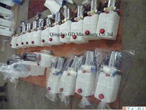 China hydraulic pump hydraulic power unit DC hydraulic pump on sale