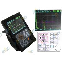 Digital NDT Ultrasonic Testing Equipment Automatic Calibration Gain For Welding Flaw Detect