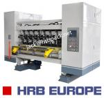 03 Ply Corrugated Box Machine HRB-150-1800 Automatic 320mm Corrugated Roller