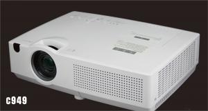 China Small High Brightness Digital Multimedia Projector Lcd  C949 For Classroom on sale
